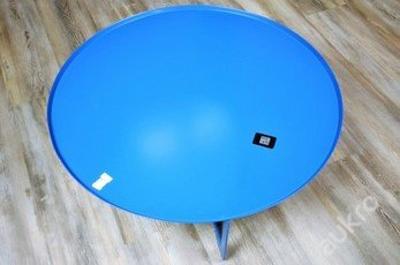 Luxusní konferenční stolek kovový (10701A) E