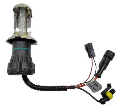 Bi-xenonová výbojka HID H4 4300 K,35w do přestaveb