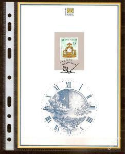 Slovensko 2001 NL46 - nálepný list