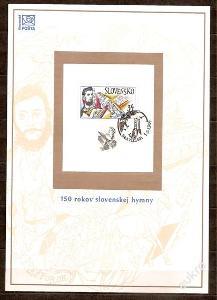 Slovensko 1994 NL12  - nálepný list