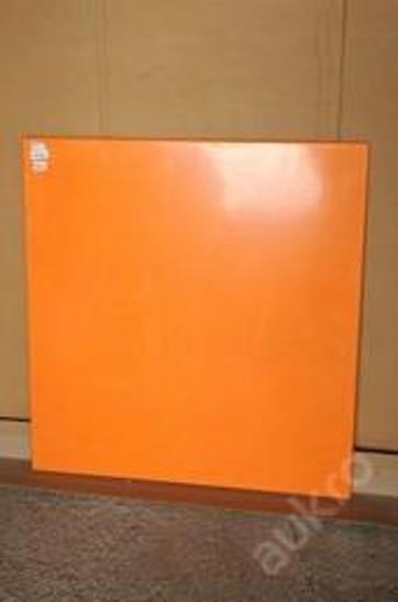 1 x dvířka, oranžová, lesklá (9312) - Nábytek