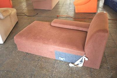 Sofa nerozkládací, 160 cm (6085)