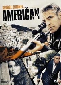 DVD Američan