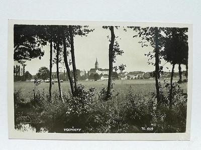Vodňany, okr. Strakonice 1931