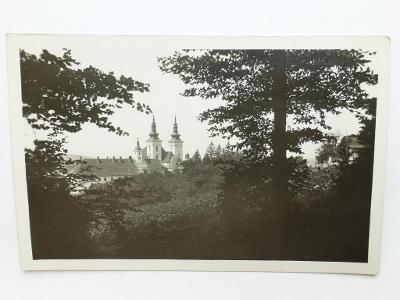 Vranov, okr. Brno -venkov 1940 - Mor. Švýcarsko