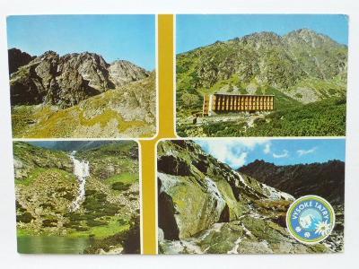 Vysoké Tatry - Velická dolina