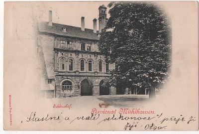 Nelahozeves DA 1898 rar.(Mělník Veltrusy Kralupy)