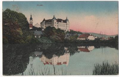 Planá 1915 (Mariánské Lázně Tachov Stříbro)