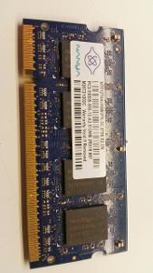 Paměť do NB 512 MB DDR2 667 mhz SO-DIMM Nanya
