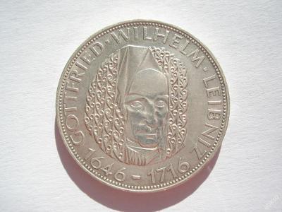 NSR 5 marka 1966 D Leibnitz