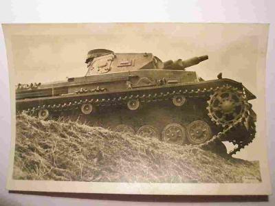 Německé tankové Wermacht