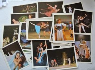 Herci - Divadlo - Balet - Opera - 70. léta Horník