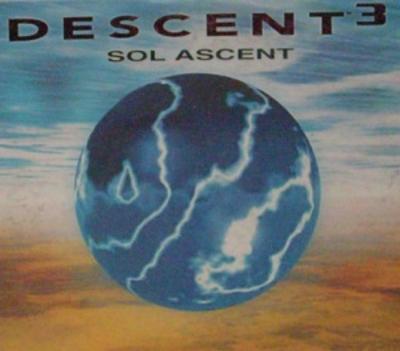 Descent 3: Sol Ascent - akce pro pamětníky!