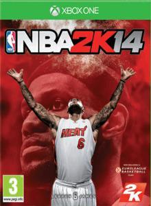 NBA 2K14 - XBOX ONE - NOVÁ - ZABALENÁ