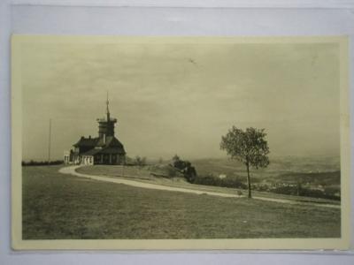 Jiráskova chata na Dobrošově u Náchoda