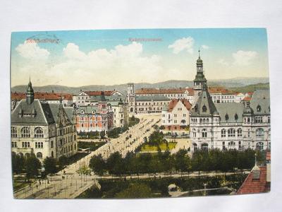 Liberec - museum a kasárna