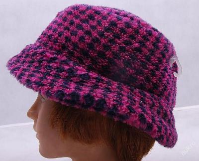 Dětská   čepice , klobouček  - (Č 119 )