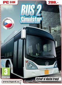 BUS SIMULÁTOR 2 - ČESKÉ TITULKY - NOVÁ - PC DVD