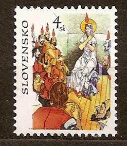 Slovensko 1998 kat.č.Mi310/Zb150