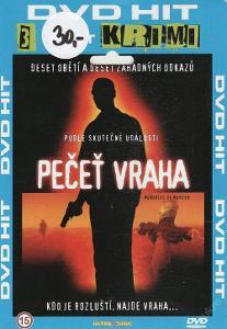 Krimi, Thriller - Pečeť vraha DVD