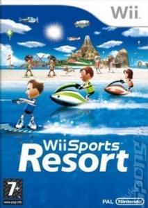 Wii - Sports Resort