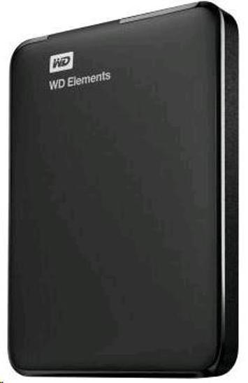 Černý externí WD Element Portable 3.0 1TB na ND nebo opravu !!! - Příslušenství k PC