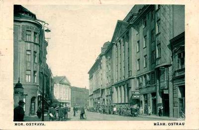 Ostrava 1927