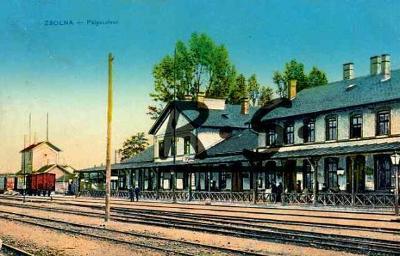 Žilina - nádraží , vlak