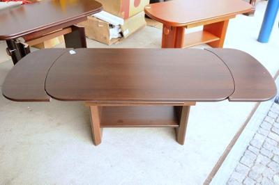 Konferenční stolek,rozkládací,nastav. výška (7081)