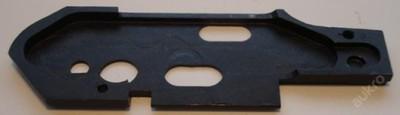 pistole vz. 52 - krycí deska, použitá - Vojenské