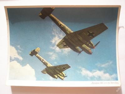 Letadlo Me 110