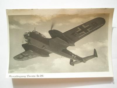 Letadlo Dornier 215