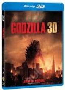 Blu Ray Godzilla (2014) 3D+2D