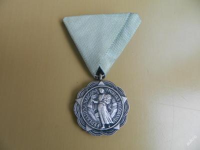 rad medaile za zasluhy Jugoslávie