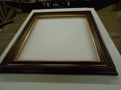 Rám  60 x 50cm šíře cca 75mm,lze i jiný rozměr-LUXUSNÍ