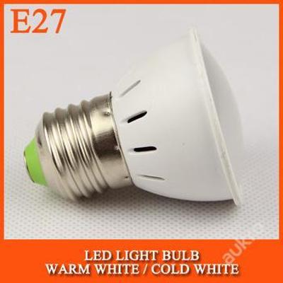 LED žárovka E27 5W 5 x 1W SMD 220V UV