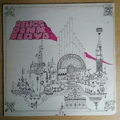 Pink Floyd - Relics, LP.