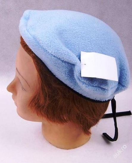 Dětská  čepice , baret    (Č 058 ) - Oblečení