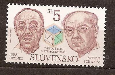 Slovensko 2000 kat.č.Mi365/Zb205