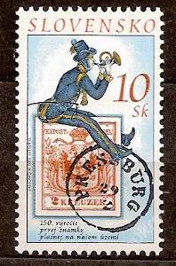 Slovensko 2000 kat.č.Mi369/Zb209