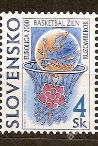 Slovensko 2000 kat.č.Mi366/Zb206