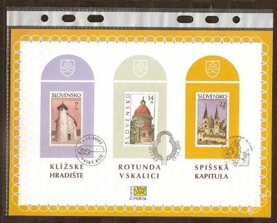 Slovensko 2002 NL53 - nálepný list