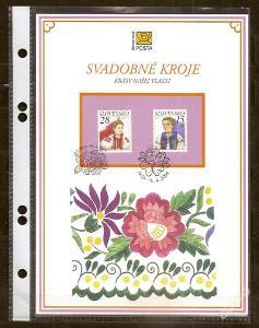 Slovensko 2004 NL60 - nálepný list