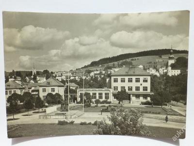 Vsetín - Horní město - pomnik