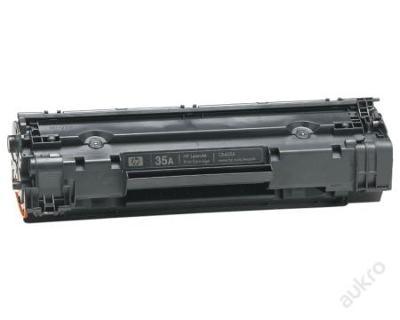 Renovovaný toner CB435A, doklad vč. DPH