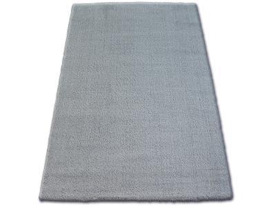 KOBEREC SHAGGY MICRO stříbro 80x150 cm #GR2510