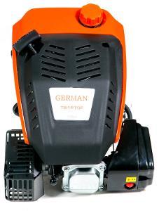 Benzínový motor GERMAN pro sekačky 5HP OHV 64mm