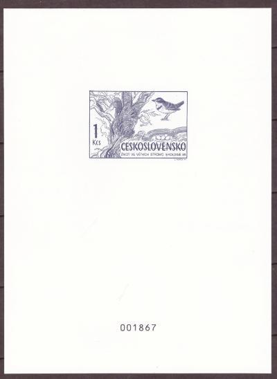 ČR - PŘÍLEŽITOSTNÝ TISK, MERKUR REVUE 1999, EKOLOGIE 1 KČS (T2566) - Filatelie