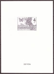 ČR - PŘÍLEŽITOSTNÝ TISK, MERKUR REVUE 1998, EKOLOGIE 4 KČS (T2565)