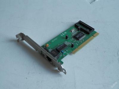 Síťová karta OVISLINK Realtek PCI Ethernet 100Mb/s